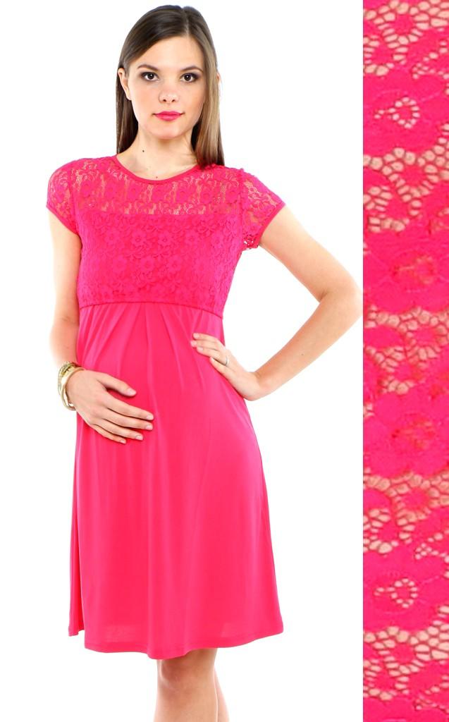 dc84e1629b4 Keira lace maternity dress