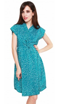 Avenue Dress - Ocean Reef