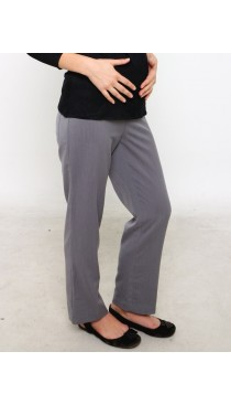 Classic Office Trousers - Grey
