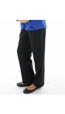 Classic Office Trousers - Black