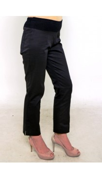 Everyday Maternity Pants - Black