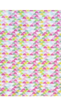 Rainbow looms - Tie Back Style Nursing Cover