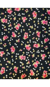 Petite Rosettes - Tie Back Style Nursing Cover